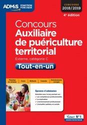 Nouvelle édition Concours Auxiliaire de puericulture territorial Tout-en-un