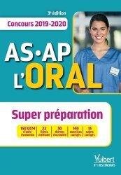 Dernières parutions sur Concours d'entrée AS - AP, Concours AS-AP - L'oral