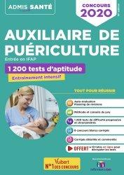 Dernières parutions sur Concours d'entrée AS - AP, Concours Auxiliaire de puériculture - Entrée en IFAP