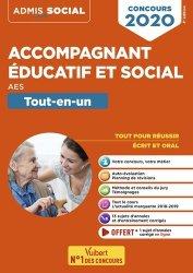 Dernières parutions sur Entrée en école de travail social, Concours Accompagnant éducatif et social (AES) 2020