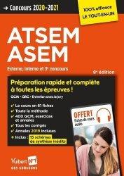 Dernières parutions sur AS-AP, Concours ATSEM ASEM