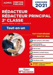 Dernières parutions sur Concours administratifs, Concours Rédacteur territorial et Rédacteur principal 2e classe