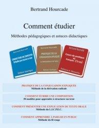 Dernières parutions sur Méthode de travail, Comment étudier. Méthodes pédagogiques et astuces didactiques