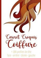 Dernières parutions sur Beauté - Jeunesse, Coiffure Artistique Grand Carnet de Croquis à Spirale Format A4