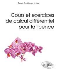 Dernières parutions sur LMD, Cours et exercices de calcul différentiel pour la licence