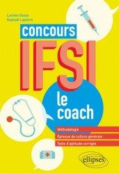 Dernières parutions sur Concours d'entrée en IFSI, Concours IFSI