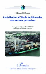 Dernières parutions dans Affaires maritimes et Transports, Contribution à l'étude juridique des concessions portuaires https://fr.calameo.com/read/005370624e5ffd8627086