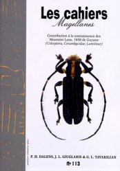 Souvent acheté avec Les Blabicentrus Bates, 1866 et genres proches, le Contribution à la connaissance des Mauesini Lane, 1956 de Guyane