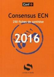 Souvent acheté avec LCA - UE 12, le Consensus ECN. Edition 2016