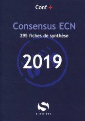 Souvent acheté avec ECNi - Conférences Paris-Descartes 2016-2017, le Consensus ECN 2019