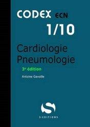 Dernières parutions dans , CODEX 01/10 Cardiologie pneumologie