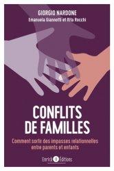 Dernières parutions sur Thérapies familiales, Conflits de famille