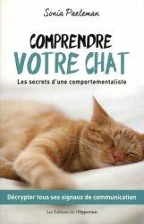 Souvent acheté avec Guide d'éducation éthologique du chien, le Comprendre votre chat - Les secrets d'une comportementaliste