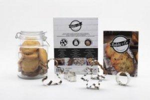 Dernières parutions sur Desserts et patisseries, Coffret Sablés & Co : sablés et cookies faits maison