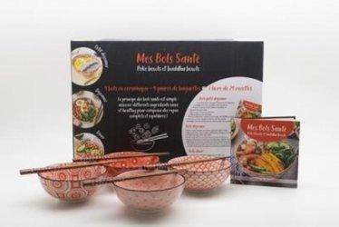 Dernières parutions sur Alimentation - Diététique, Coffret rouge Mes nouveaux bols santé