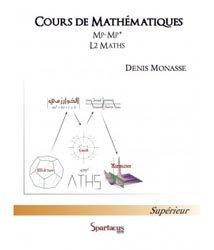 Dernières parutions sur LMD, Cours de mathématiques MP-MP*  L2 Maths