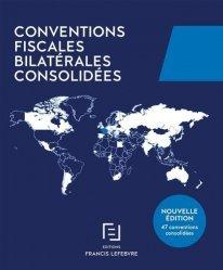 Dernières parutions sur Droit fiscal international, Conventions fiscales bilatérales consolidées. 2e édition