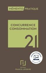 Dernières parutions sur Concurrence et consommation, Concurrence, consommation