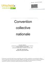 Dernières parutions sur Opticien, Convention collective nationale Bâtiment - 10 salariés 2016 + Grille de Salaire