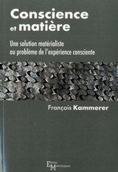 Dernières parutions sur Philosophie,histoire des sciences, Conscience et matière
