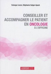 Dernières parutions sur Pharmacie, Conseiller et accompagner le patient en oncologie a l'officine