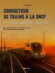 Nouvelle édition Conducteur de trains à la SNCF