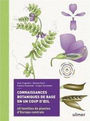 Dernières parutions sur Fleurs et plantes, Connaissances botaniques en un coup d'oeil