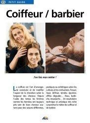 Dernières parutions sur Techniques professionnelles, Coiffeur / barbier