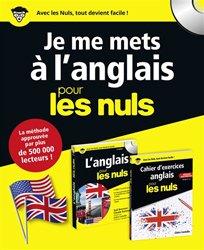 Nouvelle édition Coffret - Je me mets à l'anglais pour les Nuls