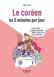 Dernières parutions dans Le petit livre, Coréen en 5 mn par jour