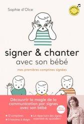 Dernières parutions sur Questions d'éducation, Coucou Hibou. Les comptines signées avec son bébé
