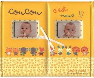 Dernières parutions sur Prénoms - Albums de bébé, Coucou, c'est nous !