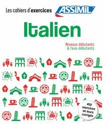 Souvent acheté avec Coffret Les Cahiers d'Exercices Anglais - Débutants et Faux-débutants, le Coffret Cahiers d'Exercices - Italien - Débutants et Faux-débutants