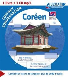 Dernières parutions dans Guides de conversation, Coffret Conversation Coréen