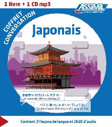 Dernières parutions sur Guides de conversation, Coffret Conversation Japonais
