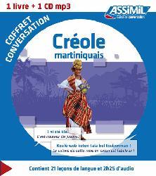 Dernières parutions dans Guides de conversation, Coffret de Conversation Créole Martiniquais
