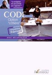 Nouvelle édition Code option côtière 2015