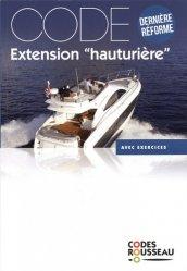 Dernières parutions sur Navigation, Code Rousseau code extension hauturière 2020