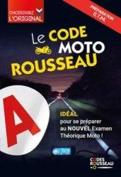 Dernières parutions sur Auto - Moto - Vélo, Code Rousseau moto 2020