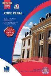 Dernières parutions sur Code pénal, Code pénal. Edition 2021