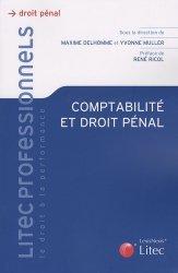 Dernières parutions dans Litec professionnels, Comptabilité et droit pénal