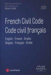 Dernières parutions sur Code civil, Code civil trilingue