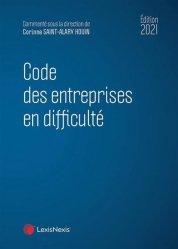 Dernières parutions dans Codes bleus, Code des entreprises en difficulté