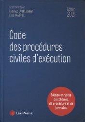 Dernières parutions dans Codes bleus, Code des procédures civiles d'exécution. Edition 2021