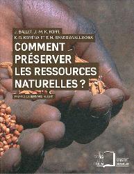 Souvent acheté avec Manuel pratique pour sauver la terre, le Comment préserver les ressources naturelles ?