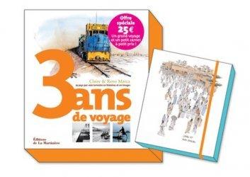 Dernières parutions dans Tourisme et voyages, Coffret 3 ans de voyage. 25 pays  par voie terrestre en histoires et en images