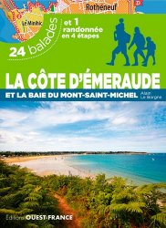 Dernières parutions dans Tourisme, Côte d'Emeraude et la baie du Mont Saint Michel - 22 balades