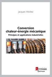 Dernières parutions sur Energies industrielles, Conversion chaleur-énergie mécanique