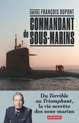 Dernières parutions sur Transport maritime, Commandant de sous-marin