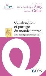 Dernières parutions dans Poche, Construction et partage du monde interne